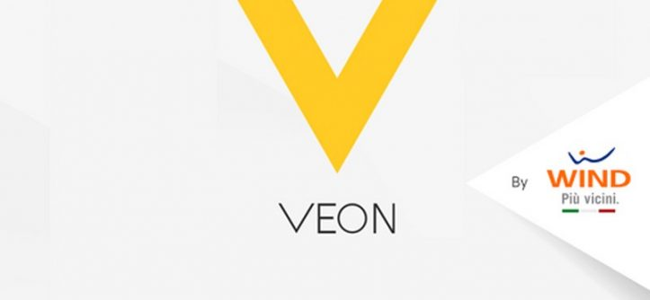 App di Veon by Wind