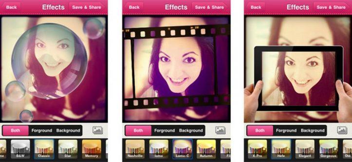 instagram effetti foto da scaricare